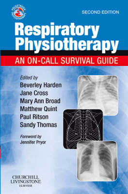 Respiratory Physiotherapy: An On-Call Survival Guide - Physiotherapy Pocketbooks (Paperback)