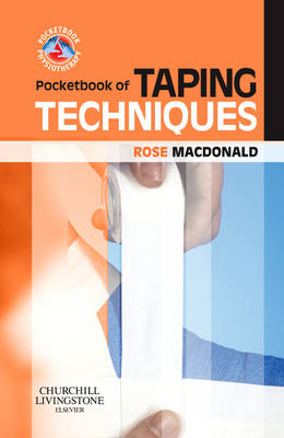 Pocketbook of Taping Techniques (Paperback)