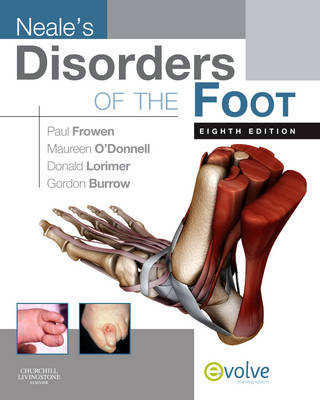 Neale's Disorders of the Foot (Hardback)