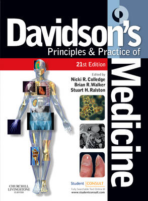 Davidson's Principles and Practice of Medicine: With STUDENT CONSULT Online Access (Paperback)
