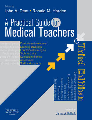 A Practical Guide for Medical Teachers (Paperback)