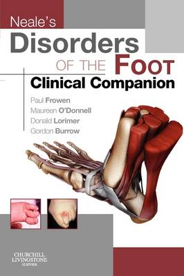 Neale's Disorders of the Foot Clinical Companion (Paperback)