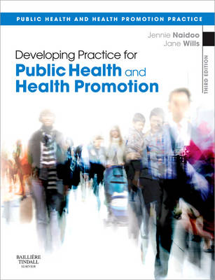 Developing Practice for Public Health and Health Promotion - Public Health and Health Promotion (Paperback)