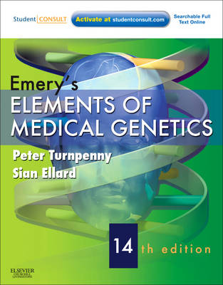 Emery's Elements of Medical Genetics: With STUDENT CONSULT Online Access (Paperback)