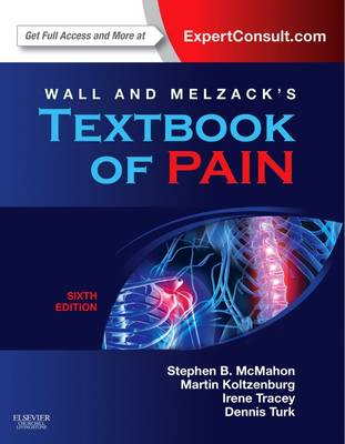 Wall & Melzack's Textbook of Pain: Expert Consult - Online and Print (Hardback)