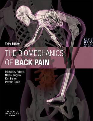 The Biomechanics of Back Pain (Hardback)