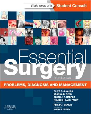 Essential Surgery: Problems, Diagnosis and Management With STUDENT CONSULT Online Access (Paperback)