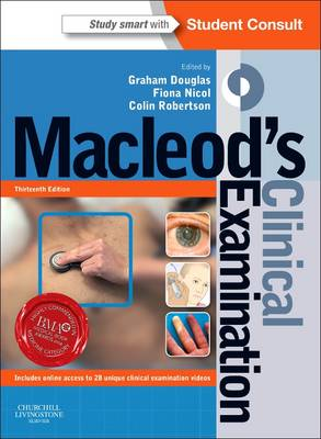Macleod's Clinical Examination: With STUDENT CONSULT Online Access (Paperback)