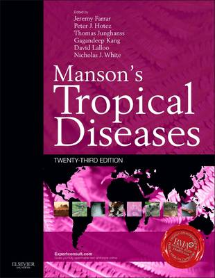 Manson's Tropical Diseases: Expert Consult - Online and Print (Hardback)