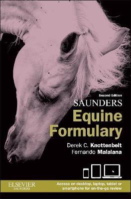 Saunders Equine Formulary (Paperback)