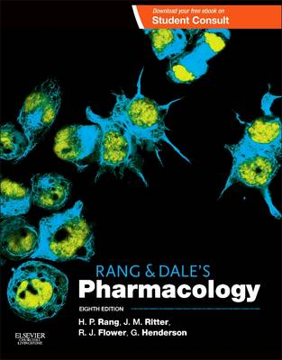 Rang & Dale's Pharmacology (Paperback)
