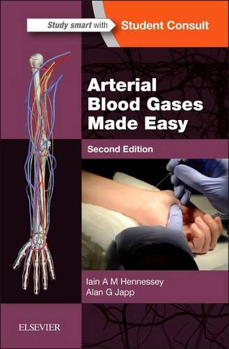 Arterial Blood Gases Made Easy: With STUDENT CONSULT Online Access - Made Easy (Paperback)