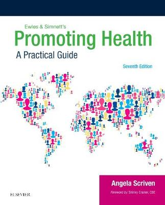 Ewles & Simnett's Promoting Health: A Practical Guide (Paperback)