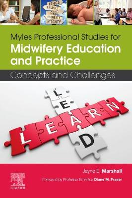 Professional Studies for Contemporary Midwifery Education and Practice: Concepts and Challenges (Paperback)