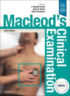 Macleod's Clinical Examination (Paperback)