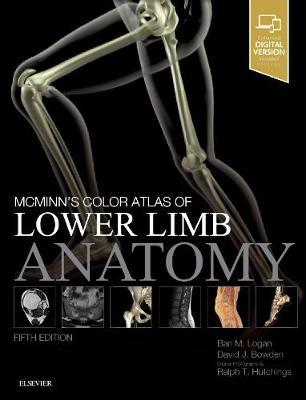 McMinn's Color Atlas of Lower Limb Anatomy (Hardback)