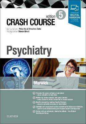 Crash Course Psychiatry - Crash Course (Paperback)