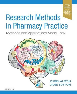 Research Methods in Pharmacy Practice: Methods and Applications Made Easy (Paperback)