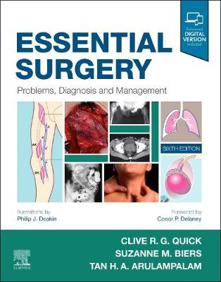 Essential Surgery: Problems, Diagnosis and Management (Paperback)
