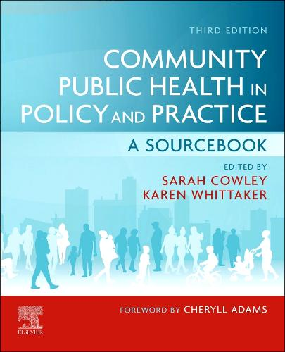 Community Public Health in Policy and Practice: A Sourcebook (Paperback)