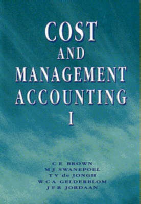 Cost and Management Accounting (Paperback)