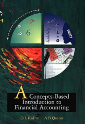 A Concepts-based Introduction to Financial Accounting (Paperback)