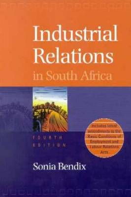 Industrial Relations in South Africa (Paperback)