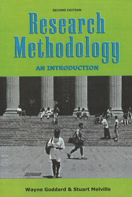 Research methodology: An introduction (Paperback)