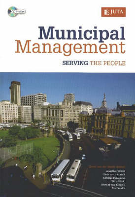 Municipal Management: Serving the People (Paperback)