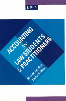 Accounting for Law Students and Practitioners (Paperback)