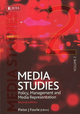Media studies: Vol 2: Policy, management and media representation (Paperback)