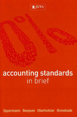 Accounting Standards in Brief (Paperback)