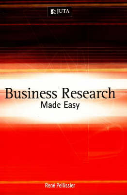 Business research made easy (Paperback)