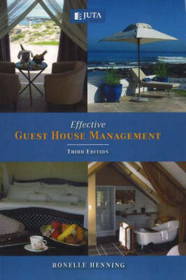 Effective guest house management (Paperback)