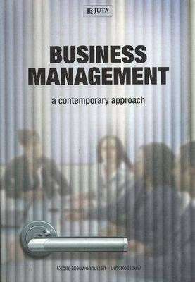 Business Management: A Contemporary Approach (Paperback)