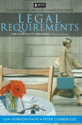 Legal Requirements for Hospitality Businesses (Paperback)