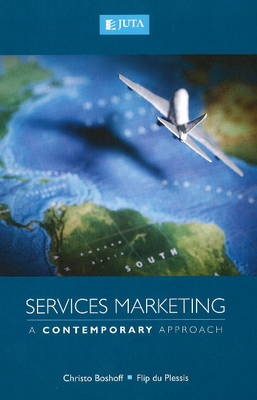 Services Marketing: A Contemporary Approach (Paperback)