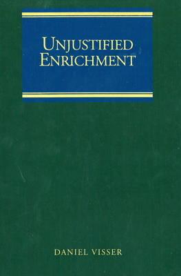 Unjustified Enrichment (Hardback)