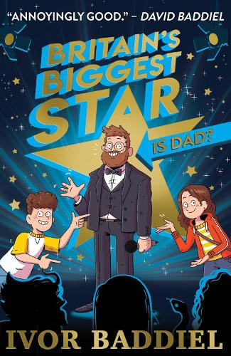 Britain's Biggest Star ... Is Dad? (Paperback)