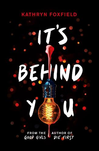 It's Behind You (Paperback)