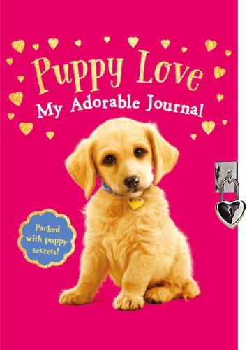 Puppy Love: My Adorable Journal (Hardback)