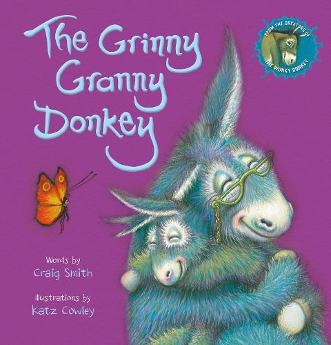 The Grinny Granny Donkey (Paperback)