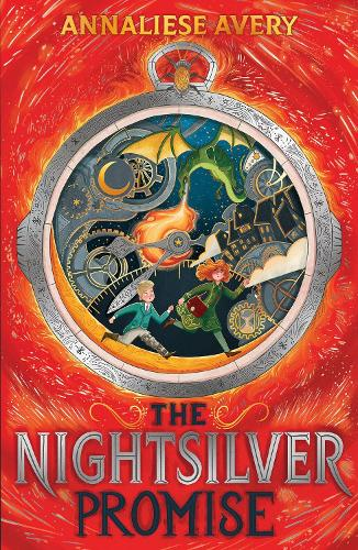 The Nightsilver Promise (Paperback)