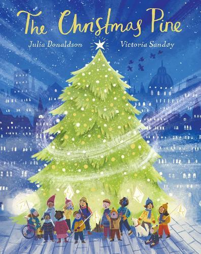 The Christmas Pine (Hardback)