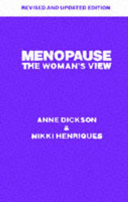Menopause: The Woman's View (Paperback)