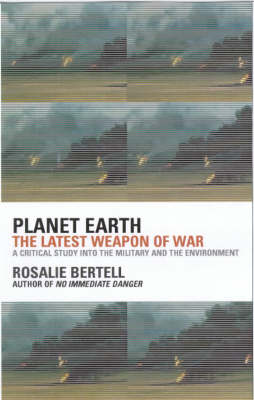 Planet Earth: The Newest Weapon of War (Paperback)