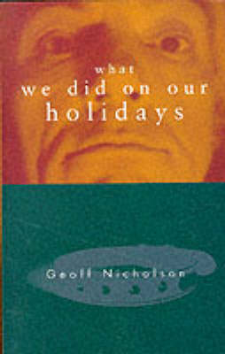 What We Did on Our Holidays (Paperback)