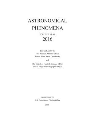 The Astronomical Almanac: GP100-17 - The Astronomical Almanac (Hardback)