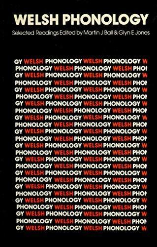 Welsh Phonology: Selected Readings (Hardback)
