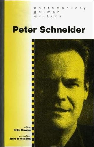 Peter Schneider (Paperback)